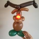Rudolph the rednose reindeer